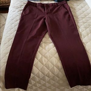 Liverpool Jeans Company Pants Jumpsuits Liverpool Kelsey Knit Trouser Super Stretch Ponte Poshmark